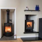 Hwam, Contura Lower Showroom Manor House Stoves