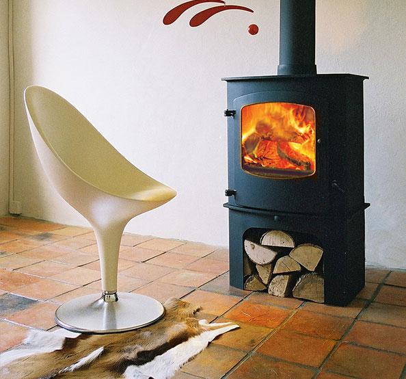 Charnwood Cove 2 wood burning stove