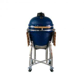 "Tubby Jacks Premier Outdoor Cooker 21"" - Blue"