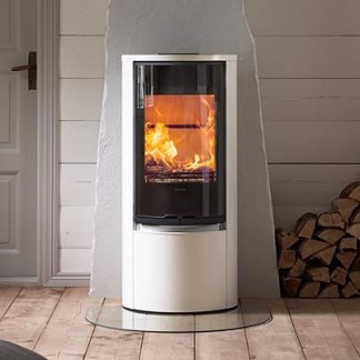 Manor House Stoves-contura-510G-style-white