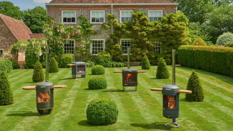 Chesneys HEAT Outdoor Living range has arrived