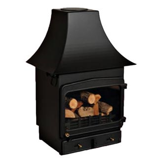 Woodwarm Fireview 12kw Plus