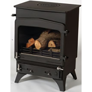 Woodwarm Fireview 4.5kw