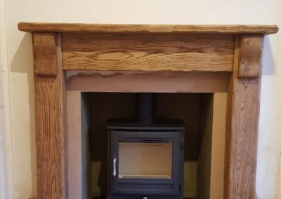 Inst Chesneys 5ws Timber Surround