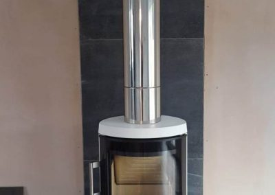 Inst Hwam 3110g White Pedestal Twinwall